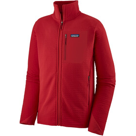 Patagonia R2 TechFace Jas Heren, classic red